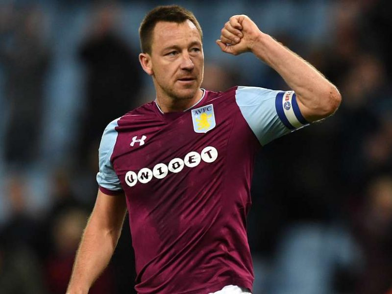 John Terry's Contract Demands Prove He's Still a Wanker